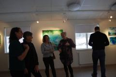Vernissage 3 mars Viskafors - Frihet bortom tanken