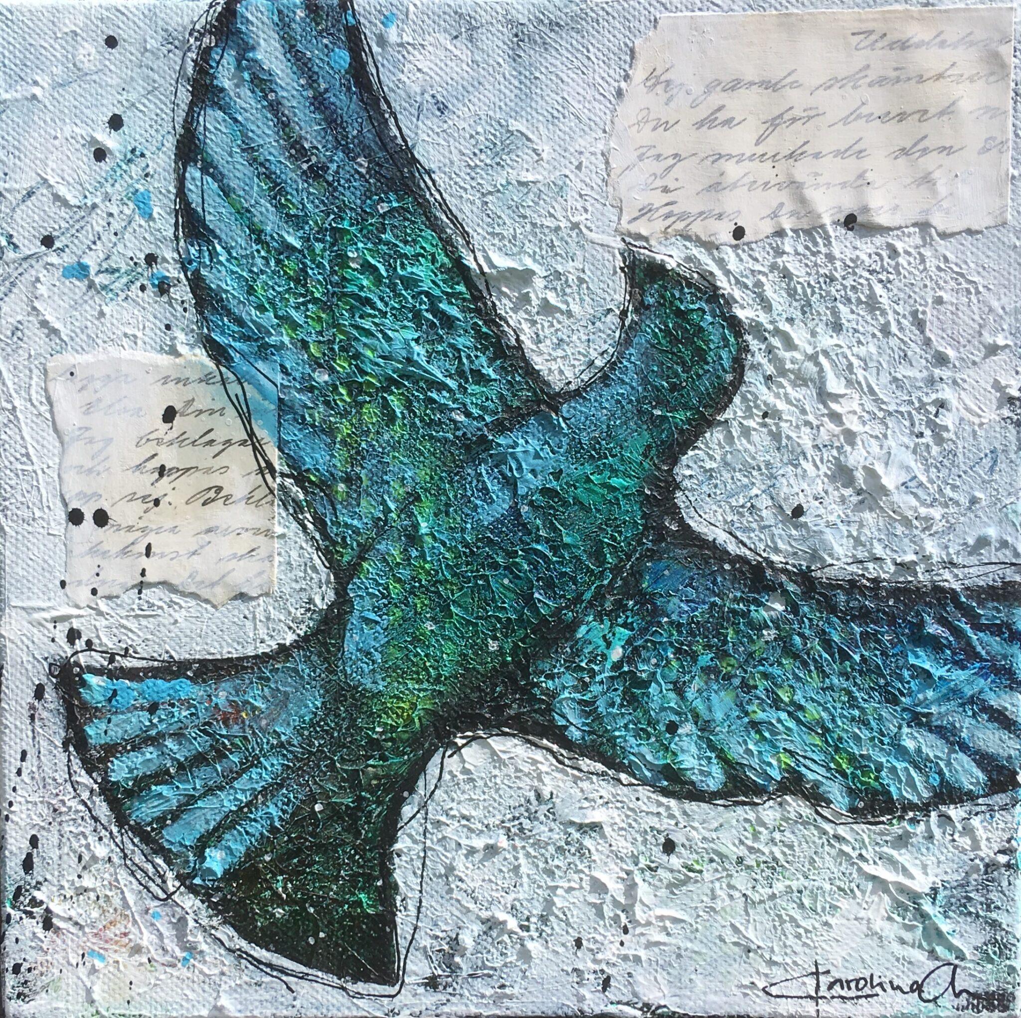 """""""Vishetens vingslag"""